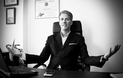 Corporate editorial photography in Shenzhen, China
