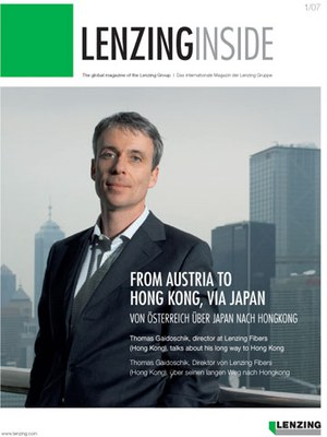 Corporate magazine cover editorial photography in Hong Kong